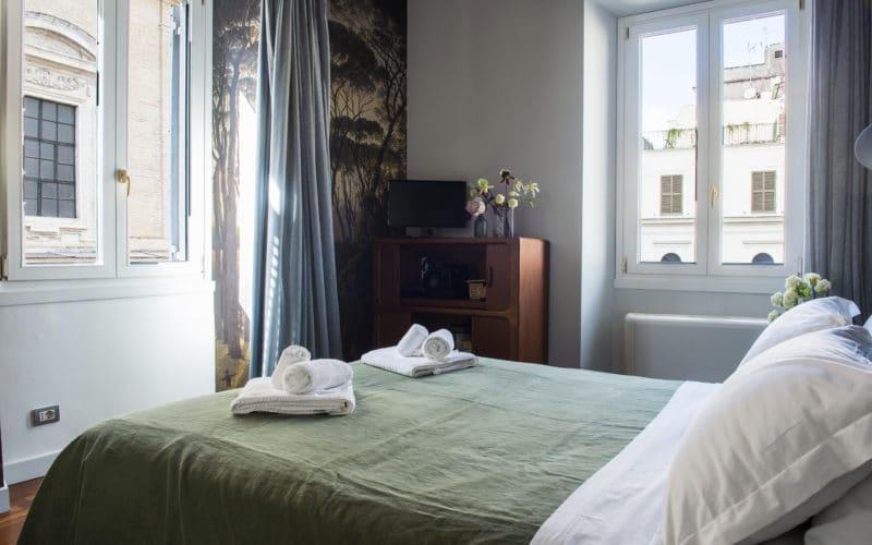 double room corner
